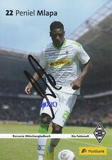 Peniel MLAPA + Borussia Mönchengladbach + Saison 2013/2014 + Autogrammkarte
