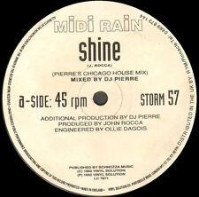 MIDI RAIN - Shine - Vinyl Solution