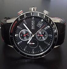 Hugo Boss Men's Rafale Chronograph Watch 1513390 Brand New RRP £249