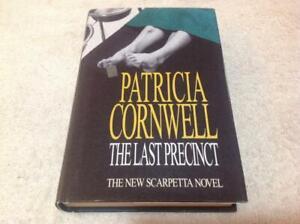 The Last Precinct - A New Scarpetta Novel By Patricia Cornwell Book