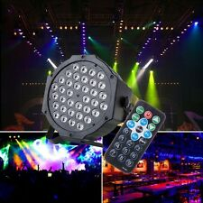 LED 36x2W RGB DJ DMX512 Remote Stage Lighting Xmas Party Effect Light Show PAR