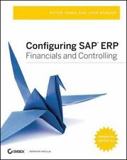 Configuring SAP ERP Financials and Controlling by Peter Jones.