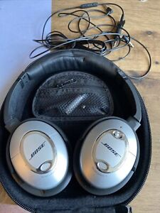 Bose QuietComfort 15 / QC15 Noise Cancelling Wired Headphones - Good Condition