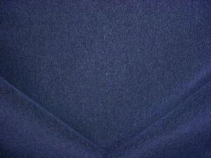 7-1/8Y JB MARTIN SPECKLED MARINE PURPLISH BLUE VELVET UPHOLSTERY FABRIC
