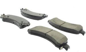 Disc Brake Pad Set fits 2003-2019 GMC Savana 2500,Savana 3500 Savana 4500  CENTR