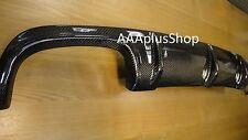 For Mercedes Benz W219 CLS55 CLS63 AMG Rear Bumper Carbon Fiber Diffuser