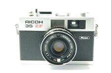 Rangefinder camera Ricoh 35 ZF with Rikenon 40mm 2.8 Ref. 222010