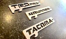 Toyota 4runner / Tacoma  / TRD PRO Stainless Steel keychain Bottle