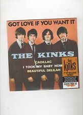 Kinks Got Love If you want It Ep 7inch Record Store Day Sealed