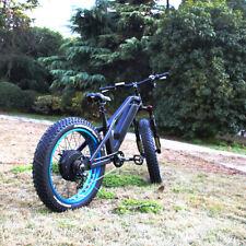 Very Fat Tire 1000W Electric Mountain Snow Bike