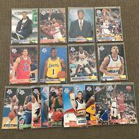HUGE 19 Card Rookie Lot 1992-93 Upper Deck RCs Laettner, Horry, Gugliotta, Plus
