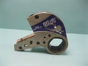 """Hytorc Stealth-22 #3 Hydraulic Torque Wrench 3-1/2"""" Link NEW A14 (2376)"""