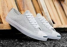 NEW $85 Converse Jack Purcell Jack Ox Suede Vaporous Gray 149941C US Mens 9