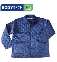 Quilted Longsleeve - Lightweight, Warm, Comfortable Jacket Coat