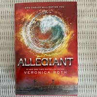Allegiant - Book 3 of Divergent Series by Veronica Roth (2013,Hardcover,1st Ed)