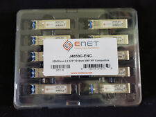 NEW ENET J4859C-ENT SFP GBIC - 1 x 1000Base-LX HP/Aruba Compatible