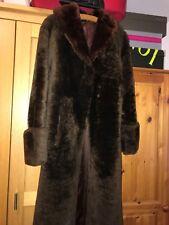 Vintage Beaver Lamb Fur Coat