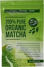 Matcha Green Tea Powder All Natural Weight Loss Metabolism Booster and Diet Smoo