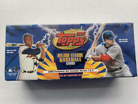 BRAND NEW 2000 Topps Complete Series 1 & 2 Basebal Card Set!!