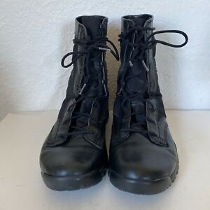 Nike SFB Mens 11 Special Field Black Military Boots Leather Tactical 329798-002