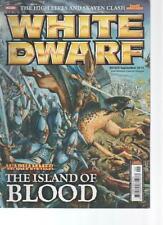WHITE DWARF MAGAZINE SEPTEMBER 2010 THE ISLAND OF BLOOD  LS
