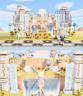 Golden Fountain Furniture Set 30+ pcs - New Horizons [Original Design]