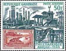 Timbre Gabon PA84 ** lot 22112