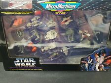 Micro Machines Star Wars Master Collector's Edition Exclusive Star Destroyer MIB