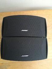 Bose AV321 Cinemate Series I II & III  Speakers  Gray PAIR
