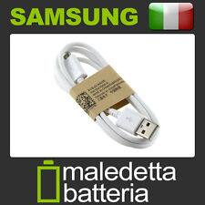 Cavo Dati USB/MicroUSB Originale Samsung GALAXY POCKET STAR GRAND NEO MEGA (EI1)