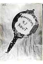 LOT 11 PLAQUES PHOTOGRAPHIQUES NEGATIF 1950 ROQUEFORT FONCIERE MUSEE COSTUMES