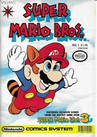 Super Mario Bros. No. 1 Nintendo Comics