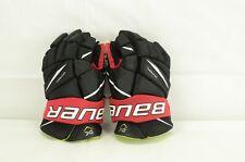 Bauer Supreme 2X  Ice Hockey Gloves Black Junior Size 12 (1008-0752)
