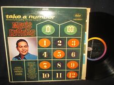 "Mavis Rivers ""Take a Number"" LP"