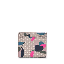 Lovely Fossil Caroline Mini Wallet With RFID Blocking