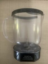 Island Oasis Blender Cup Sb2100 With Pour Lid Oem Parts Replacement New