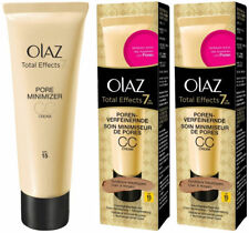 Olay (Olaz) Total Effects 7in1 Pore Minimiser CC Cream Light - Medium (2 x 50ml)