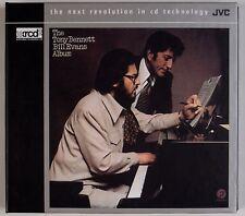 TONY BENNETT & BILL EVANS: Album JVC Audiophile XRCD CD OOP Rare NM