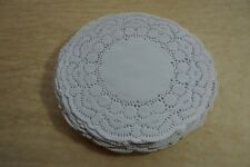 50 Paper Lace Doilies 115mm *favours*wedding*baby shower*hen's night* FREE POST!