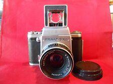 PRAKTISIX 2A LS Reflex Camera with Lens Biometar 2,8/80 Carl Zeiss Jena