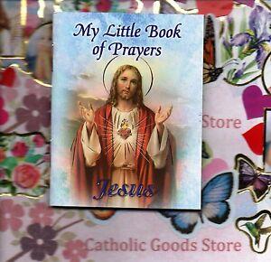 My Little Book of Prayers  - Jesus Booklet
