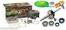 Pack kit moteur complet top performances black trophy MBK Booster Spirit Sunt 50