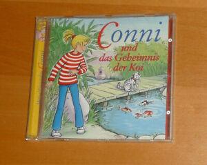 Meine Freundin Conni und das Geheimnis der Koi CD