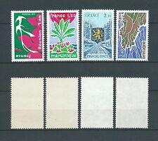RÉGIONS - 1977 YT 1914 à 1917 - TIMBRES NEUFS** LUXE
