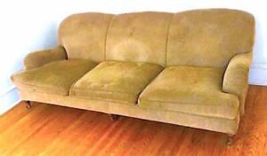 RALPH LAUREN HOME $9000 Wyland/Somerville 3 Seat Sofa Couch HENREDON Made In USA