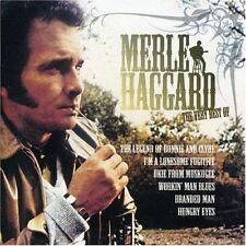 The Very Best of Merle Haggard - CD Z6vg