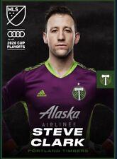 [DIGITAL CARD] Topps Kick - Steve Clark - MLS 2020 Playoffs - Team Color