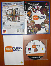 (Eye Toy) EyeToy: Play 1 [sin cámara USB] PlayStation 2 PS2 PStwo, Pal-España