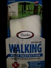THORLO UNISEX MENS THORLOS WMX13004  MINI CREW PADDED SOCKS SIZE L