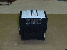 General Electric CL07A300M 3 Pole Contactor 100 AMP 120 VAC Coil